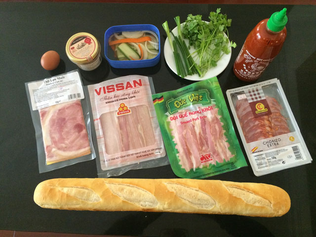 Home made Banh Mi: Step by Step guide