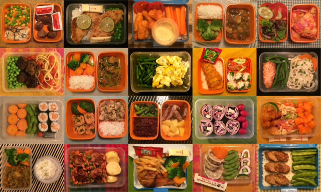 Lunches of March