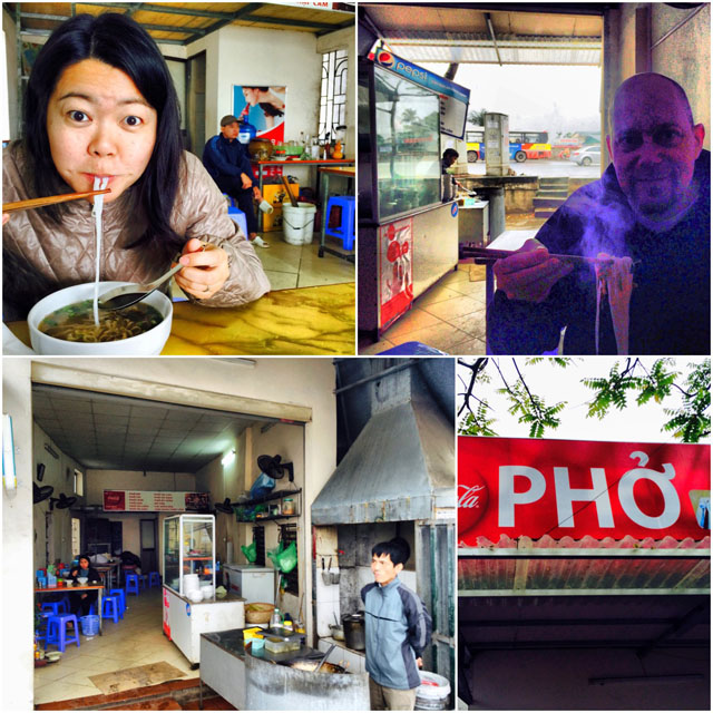 Another neighborhood phở place