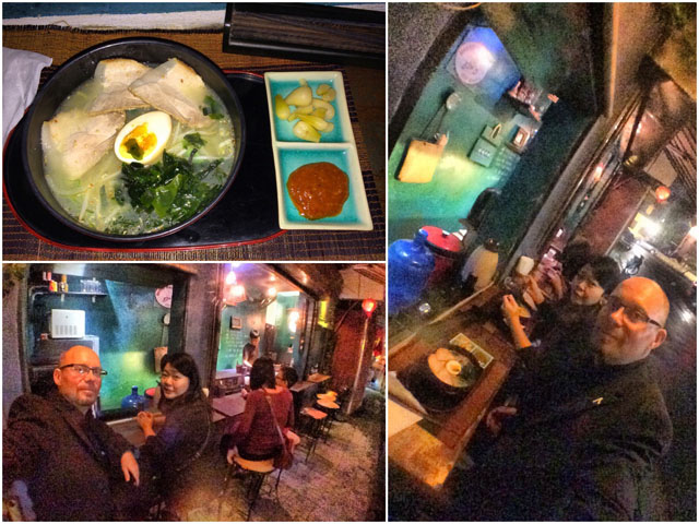 'Hole-in-a-wall' ramen eatery: Moto-san
