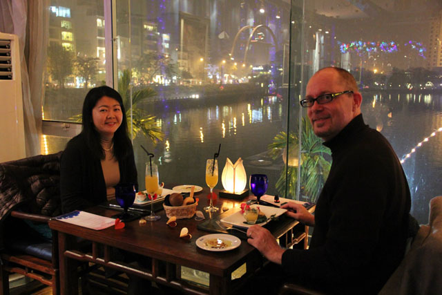 Valentine's Dinner @ Don's Bistro