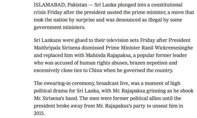 Sri_Lanka_Faces_Constitutional_Crisis_as_President_Unseats_Prime_Minister_-_The_New_York_Times